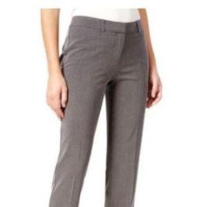 XOXO Heathered High Rise Straight Leg Pants